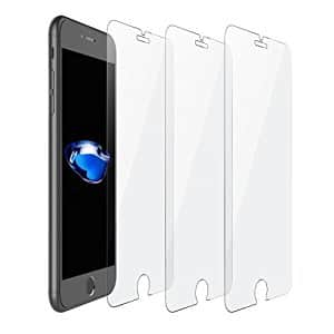 3-Pack iOrange iPhone 7 Tempered Glass Screen Protector - $3.99 AC + FSSS