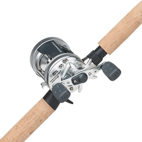 Abu Garcia: Up to 60% Off Select Rods, Reels, and Apparel - Vendetta Line Counter Cast $50 & More + Free Shipping