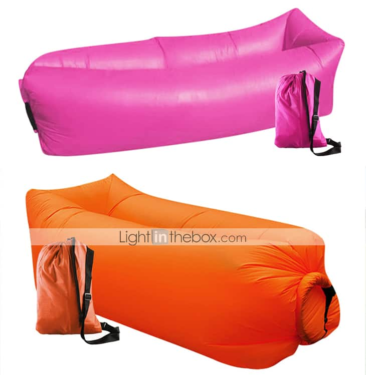 Inflatable Sofa Lounger - $9.89 + Free Shipping