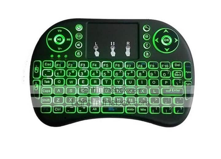I8 Aire Mouse 2.4GHz Wireless Keyboard - $4.99 + Free Shiping
