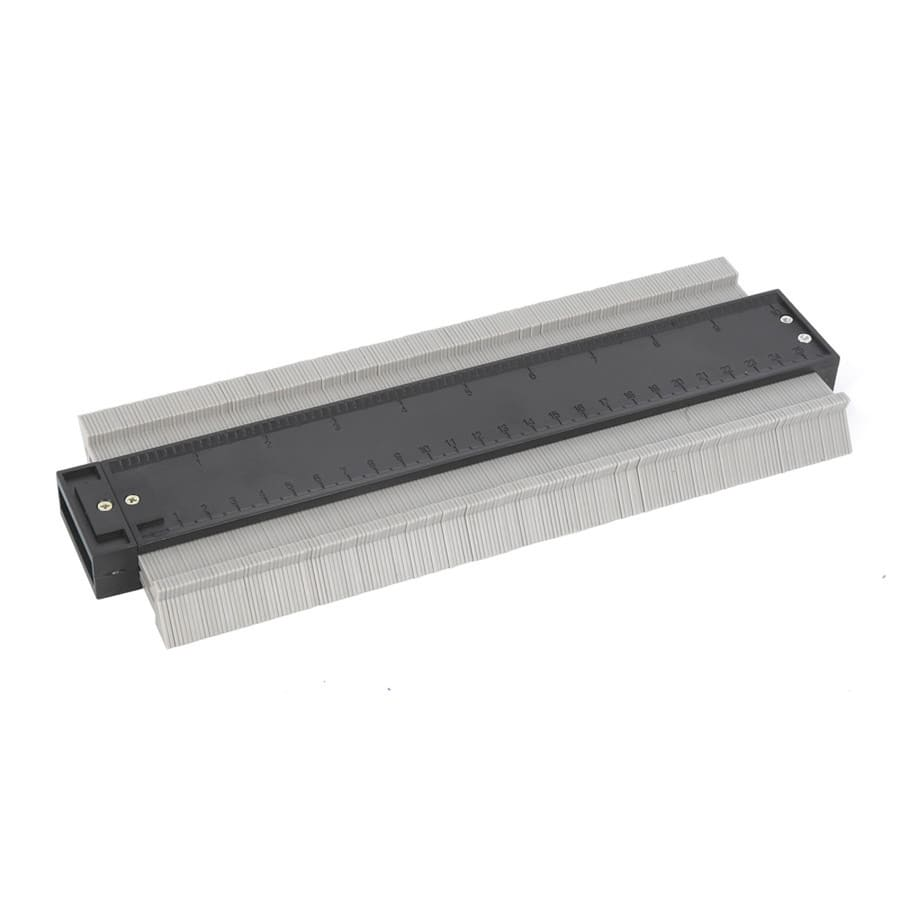4-in Gray Plastic Contour Gauge $0.76 @ Lowes YMMV $0.83