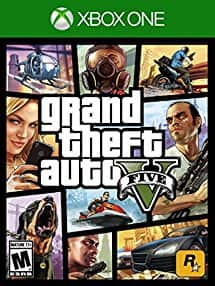 Grand Theft Auto V (Xbox One) - $29.99 on Amazon