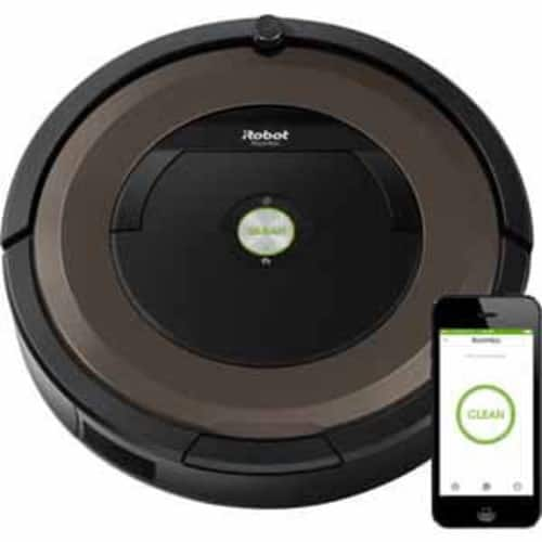 iRobot® Roomba® 890 Wi-Fi® Connected Robot Vacuum for ~$321+tax (with filler), less if use 10% discounted Gift Cards or RED card