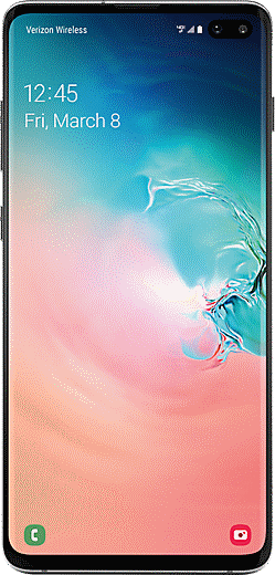 Galaxy S10+ w/ 1 terabyte, 12mb ram on Verizon with older model trade $700