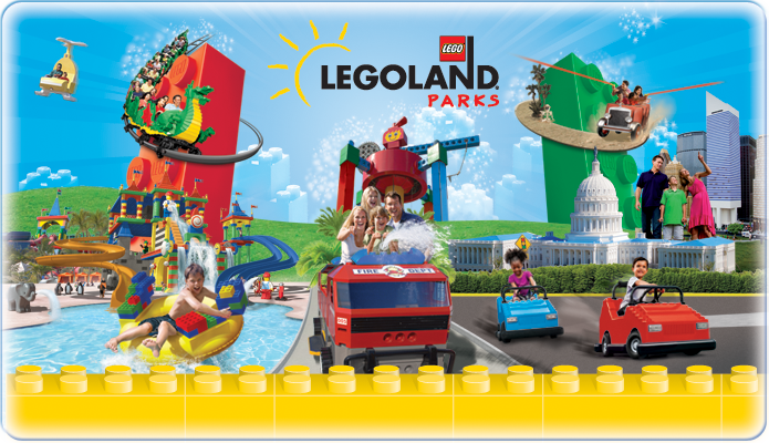 Legoland BOGO Awesomer Annual Pass.