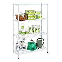 "Office Depot B&M Clearance - 54"" Wire Shelf for $  20,  72"" for $  22 - Huge YMMV"
