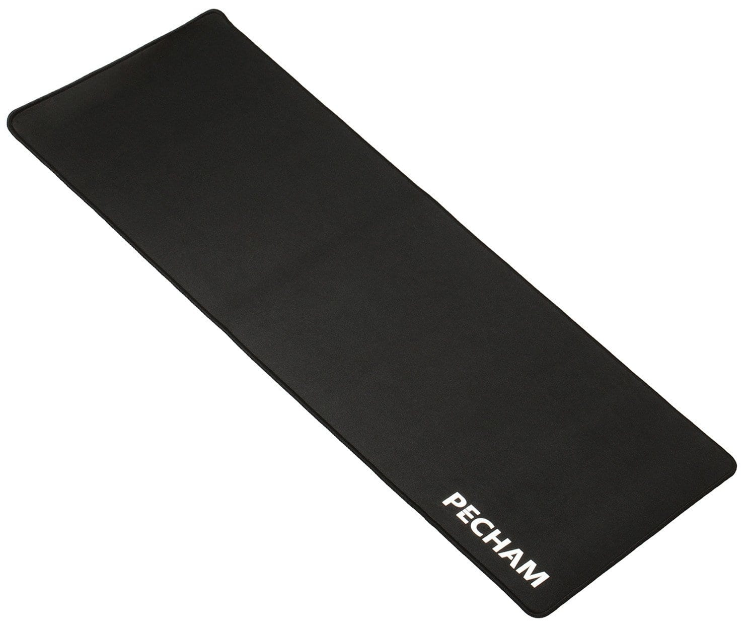 PECHAM Extended Non-Slip Waterproof Rubber Base 3mm Thick Gaming Mouse Pad, XX-Large - Black - $9.99 + FS w/Prime