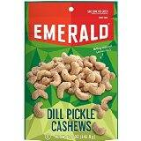 Emerald Dill Pickle Cashews 100-Calorie Packages, 0.62 Ounce(7-count Box) - $3.08 or Less w/S&S