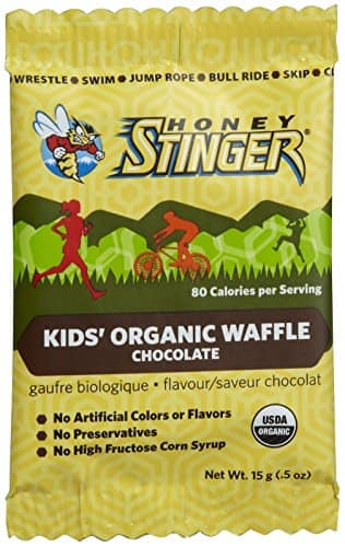 Honey Stinger Kid's Organic Waffle, Chocolate, 0.5 Ounce (Pack of 6) - $2.95 or less w/S&S (Or $3.11 w/Prime)