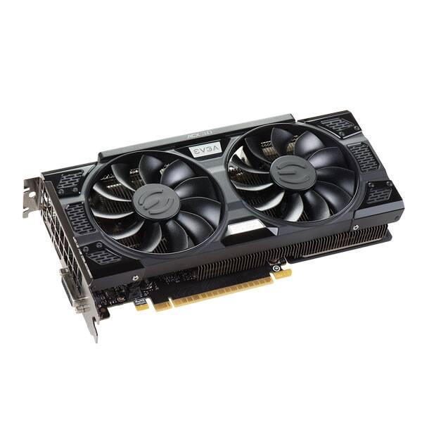 Refurbished - EVGA GTX 1050 Ti SSC Gaming 4GB + 1 year Warranty - $119.99 + FS