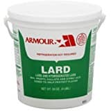 Armour Lard Star Tubs , 1lb - $1.74 + FS w/Prime