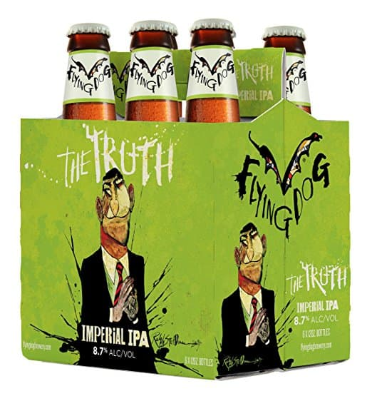 Add on Item + Select Locations Only - 6-Packs of IPA or Pale Ale Beers, 3 Available - YMMV - $1.76 (Ships in 2-5 weeks)
