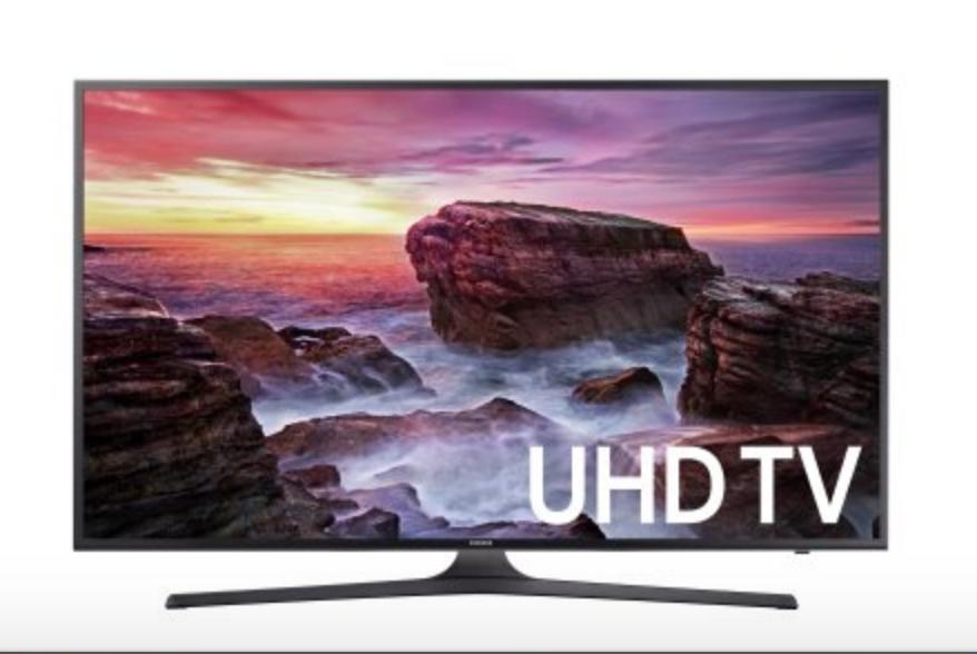 "YMMV, Walmart Store Pickup Required - Samsung MU6290 40"" 4K UHD Smart TV - $169 (Price varies by location)"