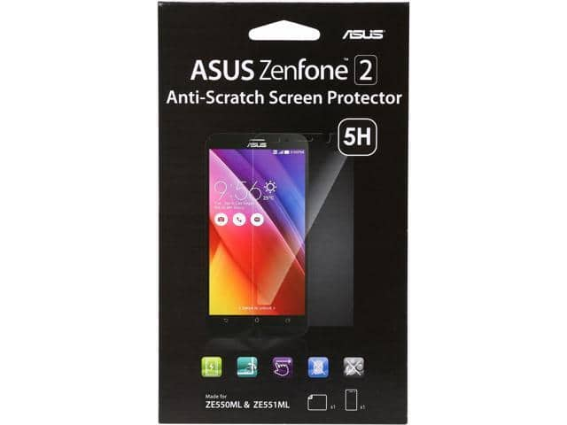 Asus Zenfone 2 Screen Protectors, Huawei 6P / ZTE Axon Case, Fujitsu Tablet Case, iPad 2/3/4 Case - $0.01 + FS with Premier