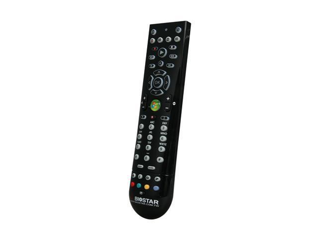Biostar Windows Media Center Remote (BIO-Remote) $0.05 + Free S&H w/ Premier