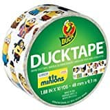 "Duck Brand Despicable Me 3 Minions Duct Tape (1.88"" x 10 Yards) $1 + Free Prime Shipping"