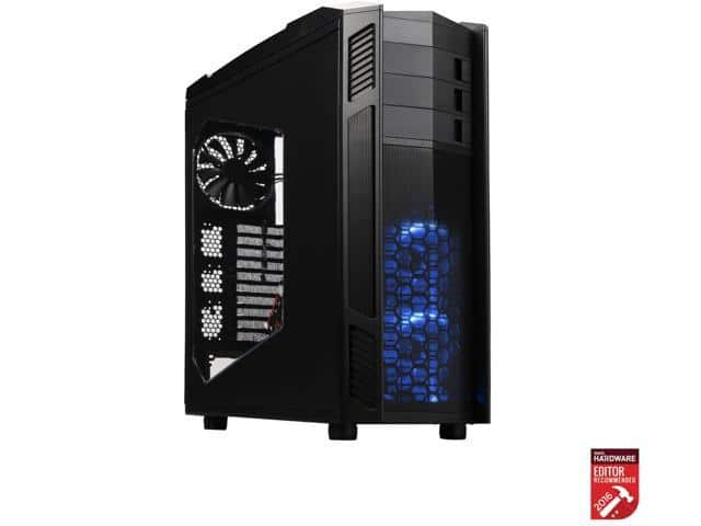 YMMV - Rosewill Nighthawk 117 ATX Full Tower Computer Case for $18.99 AC & $15 Rebate + Free S&H (More in comments)