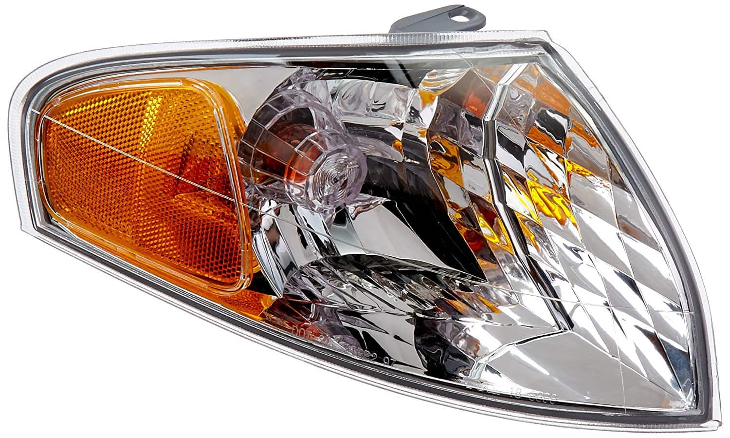 EXPIRED Addon Item: TYC 18-5699-00-1 Replacement Front-Right Side Marker Light for 2000-2002 Mazda 626 for $0.83