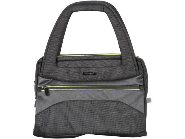 "Kensington Black Triple Trek Ladies Tote Bag (for 13-14"" Ultrabooks, Tablets, etc) for $4.99 AC + Free Shipping"