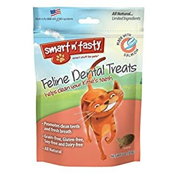3oz Emerald Pet Grain Free Cat Dental Treats (Chicken or Chicken/Salmon) for $0.99 w/ S&S + Free Shipping