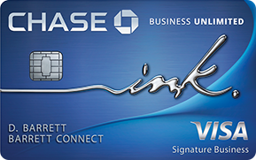 Chase ink business unlimited credit card slickdeals deal image colourmoves
