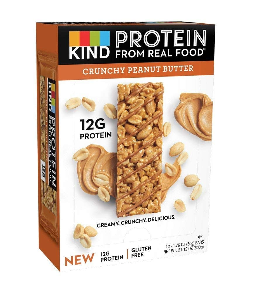 Prime Members: 12ct 1.76oz KIND Protein Bars (various flavors) for $9.88 + Free Shipping