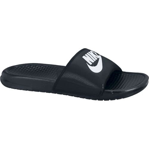 601043c52bec Nike Men s or Women s Benassi JDI Slide Sandals - Slickdeals.net