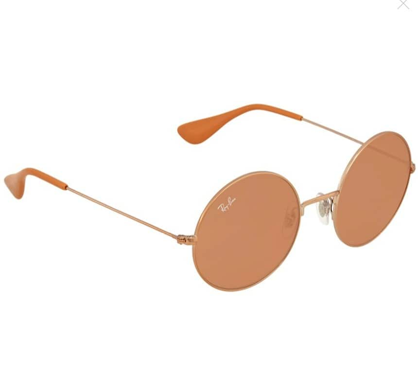 bac2f8d30d ... Ray-Ban 50mm Round Brown Gradient Sunglasses (RB4222 865 13 50)  59.99.  Deal Image. Deal Image