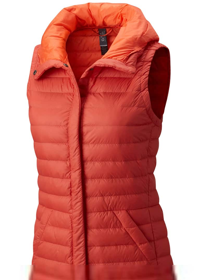 8bf0245fb Mountain Hardwear Apparel: Women's PackDown Vest - Slickdeals.net