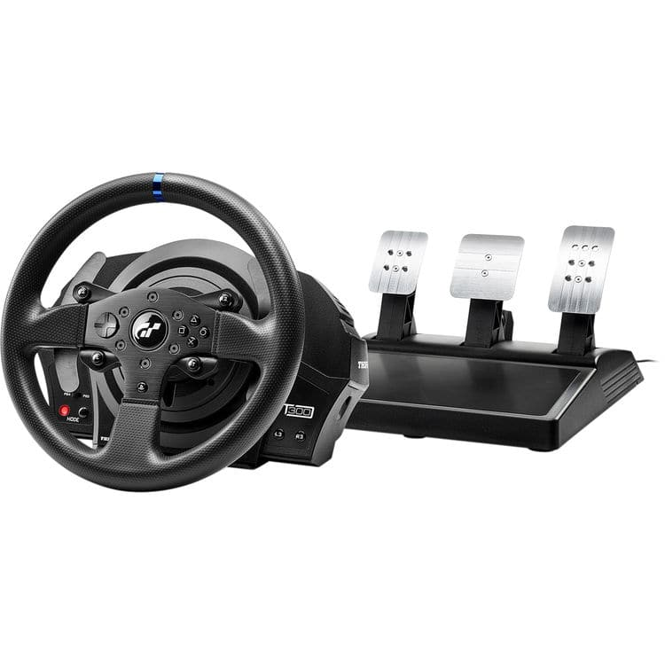 854d5925135 Thrustmaster T300 RS GT Edition Racing Wheel for PS4 / PC - Page 4 ...