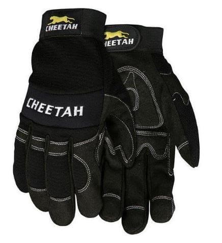 Newegg Premier Members: MCR Safety Cheetah Synthetic Leather Mechanic Style Gloves (XL) for $2.68 + Free Shipping