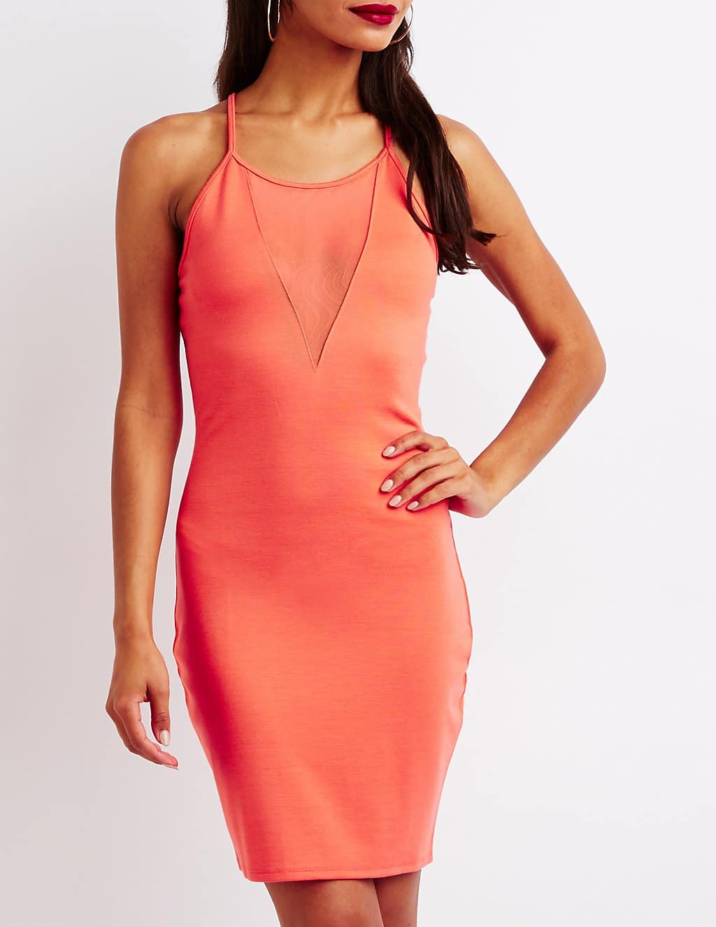 e52f42f76be Charlotte Russe 30% Off Sale Dresses + Additional 10% Off EXPIRED