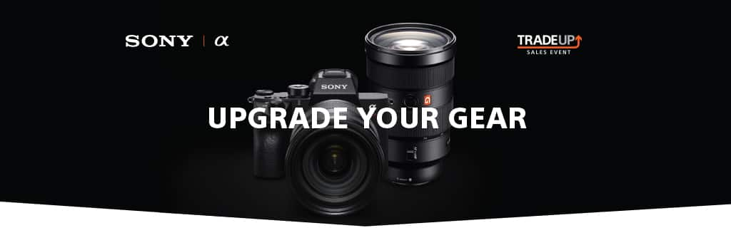 Focus Camera: Trade-in a Qualifying Camera or Lens, Get Up to $500 Extra Off Select Sony Mirrorless Cameras & Lenses w/ Bonus Kits