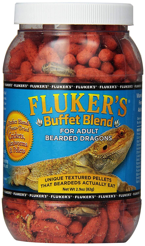 2.9oz Fluker's Buffet Blend Adult Bearded Dragon Formula (76041) $1.83 AC w/ S&S