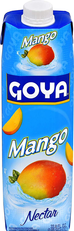 33.79oz Goya Foods Prisma Mango Nectar $1.86 w/ S&S or Free Prime Shipping