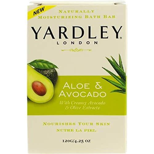 4.25oz Yardley London Bar Soaps (Various Scents) $0.90 w/ S&S or Prime Shipping