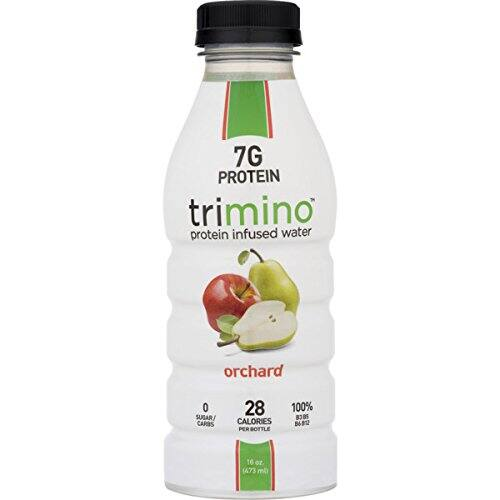 12-Pack 16oz Trimino Protein Infused Water (Orchard Flavor) $6.45 + Free S&H on $35+