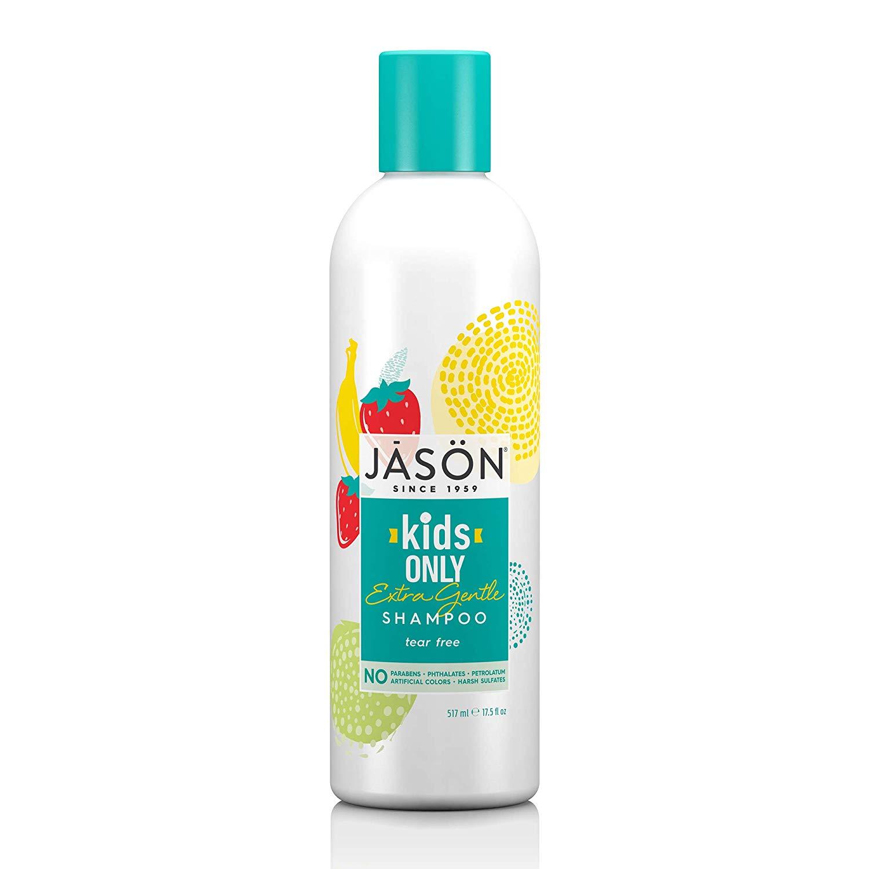 17.5-Ounce JASON Kids Only! Extra Gentle Shampoo $4.17 AC w/ S&S