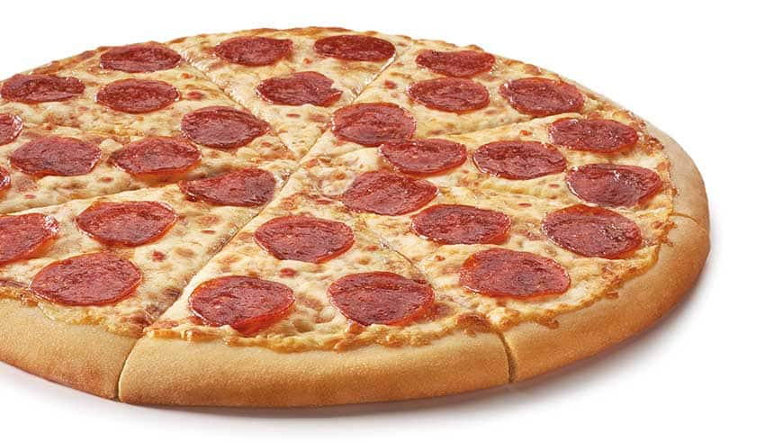 Little Caesars: Large Classic Pepperoni or Classic Cheese Pizza $4 each (for Carryout or Delivery)
