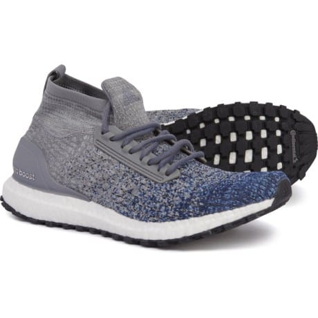 eaff4bde514ad adidas Men s UltraBOOST All Terrain Running Shoes (Grey Three Noble ...