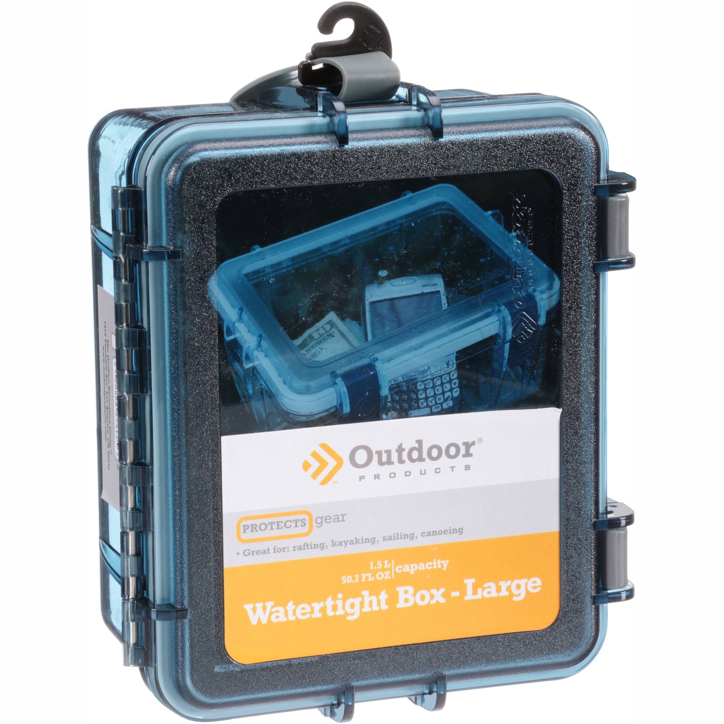 Outdoor Products® Large Watertight Box $7