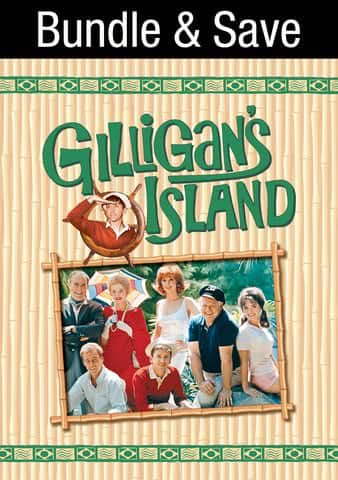 Gilligan's Island: The Complete Series (Bundle) $24.99 on VUDU