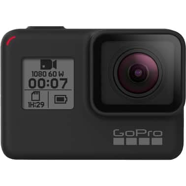 GoPro Hero 7 Black $299.95, and Hero 7 White $129.95 on sale AAFES *MILITARY ONLY*