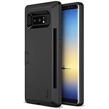 urlhasbeenblocked Galaxy Note 8 Wallet Case $1 Free Shipping w/ Prime