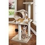Animal Planet Three-Tier Cat Tree with Scratching Posts $49.99 + ship @ overstock