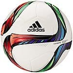adidas Performance Conext15 Top Glider Soccer Ball- $8.17FS amazon prime