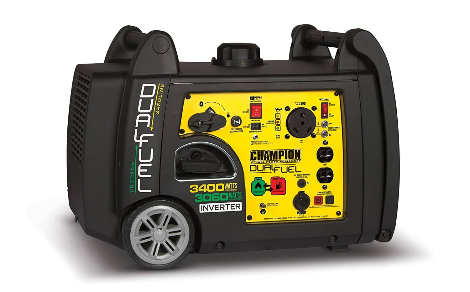Good prices on generators with free shipping / no tax and 11% off at Acme Tools $916
