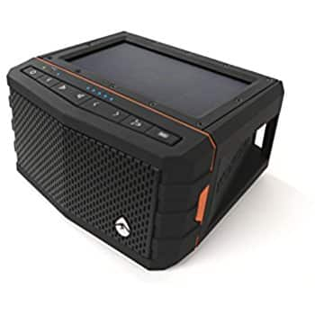 Ecoxgear Sol Jam Solar-powered Waterproof Speaker (Black) $99.99