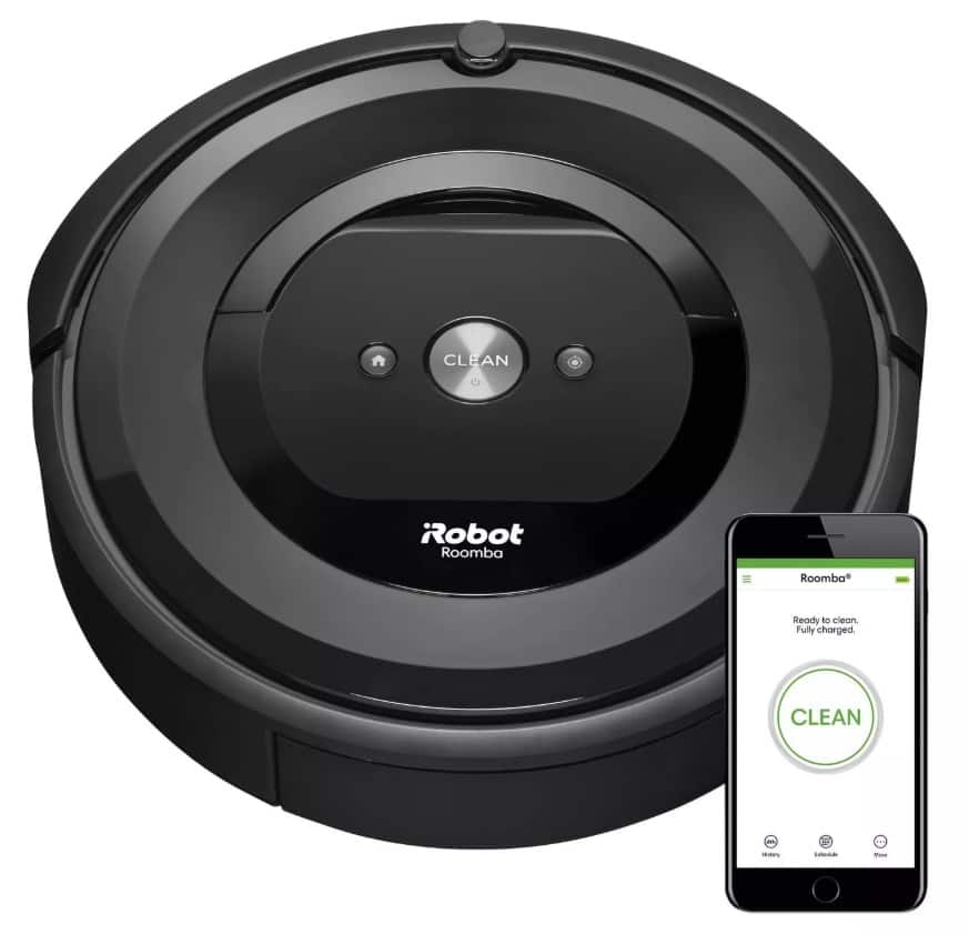 iRobot Roomba e5 (5150) Wi-Fi Connected Robot Vacuum - $229 IN STORE at target B&M YMMV
