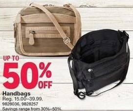 Kmart Black Friday Handbags Select Styles Up To 50 Off